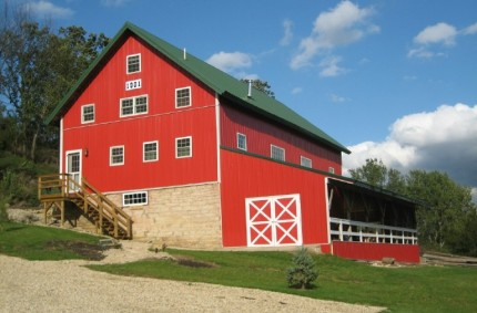 Barn on the Bluff Bed & Breakfast