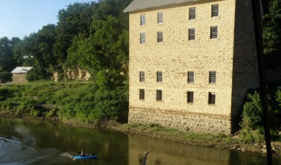 Motor Mill a National Historic Site to Visit